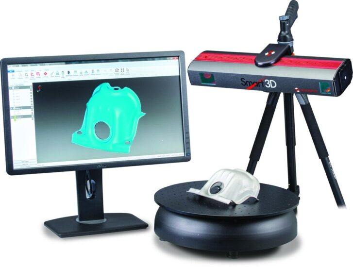 3D scanner products