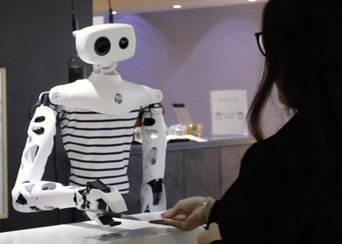 3D Printed Avanced Robots